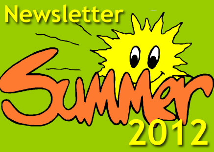 Fr McGrath Centre Newsletter Summer 2012
