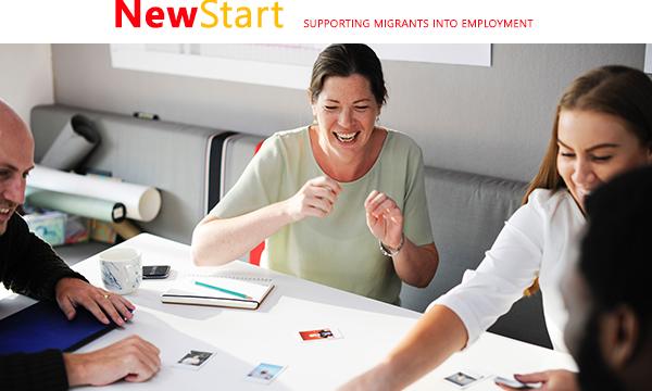 NewStart: Intensive English & ICT Skills