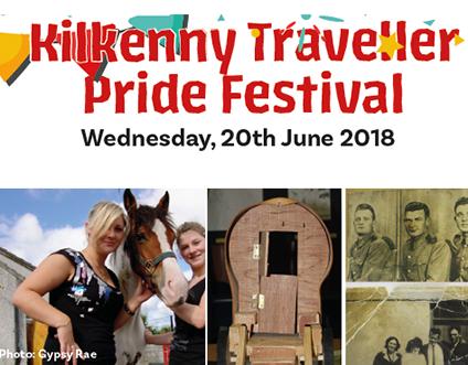 Kilkenny Traveller Pride 2018