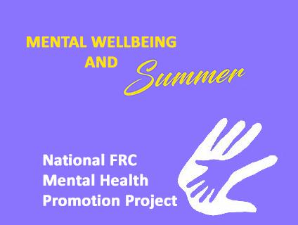 Summer Mental Wellbeing (FRC)
